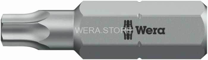 Бита TORX с зоной кручения Torsion WERA 867/1 TZ, TX 50 x 35 mm WE-066330